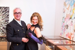 "Vienna Artweek""Frau Ring trifft Herrn Kleid""_dieHolasek_derEnzenhofer"